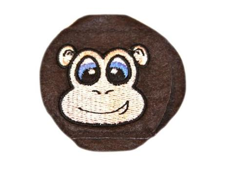 Child Sized Monkey Eye Patch - Childrens Eye Patch for Glasses