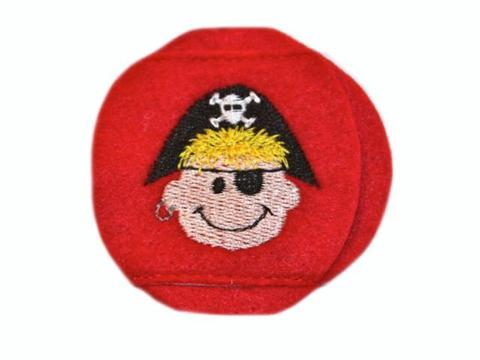 Child Sized Pirate Boy Eye Patch - Childrens Eye Patch for Glasses
