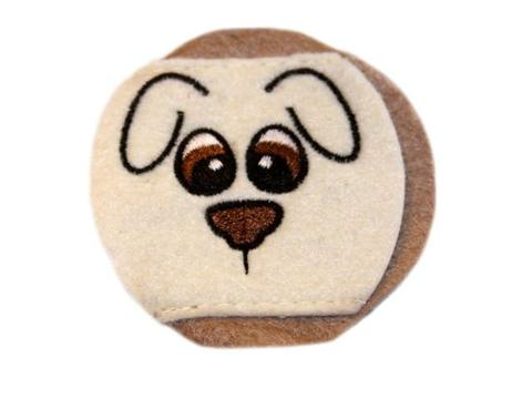 Child Sized Puppy Eye Patch - Childrens Eye Patch for Glasses
