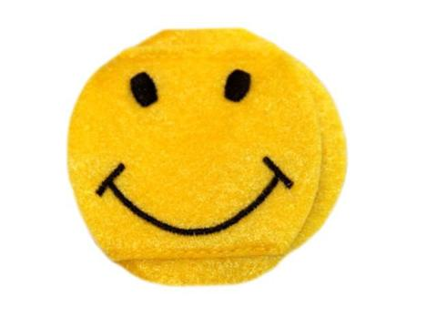 Child Sized Smiley Face Eye Patch - Childrens Eye Patch for Glasses