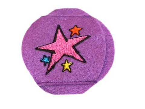 Child Sized Stars Eye Patch - Childrens Eye Patch for Glasses