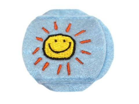 Child Sized Sunshine Eye Patch - Childrens Eye Patch for Glasses