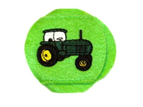 Child Sized Tractor Eye Patch - Childrens Eye Patch for Glasses