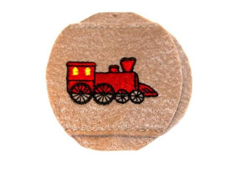 Child Sized Train Eye Patch - Childrens Eye Patch for Glasses