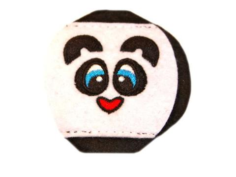 Child Sized Panda Eye Patch - Childrens Eye Patch for Glasses