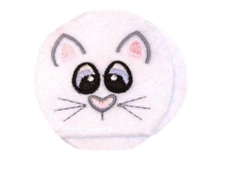 Child Sized Kitten Eye Patch - Childrens Eye Patch for Glasses