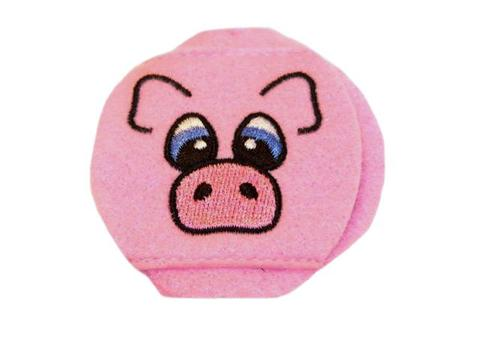 Child Sized Piggy Eye Patch - Childrens Eye Patch for Glasses