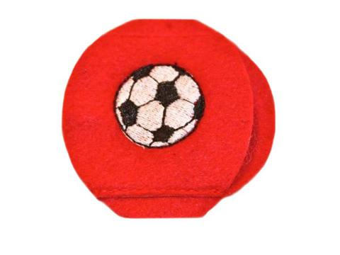 Child Sized Soccer Eye Patch - Childrens Eye Patch for Glasses