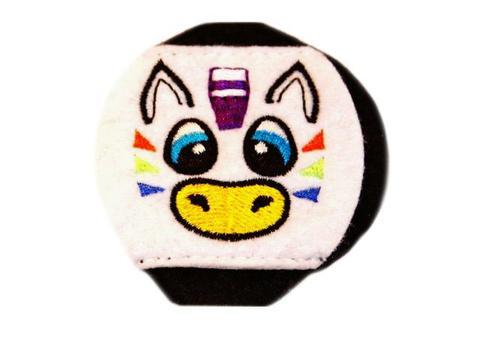 Child Sized Zebra Eye Patch - Childrens Eye Patch for Glasses