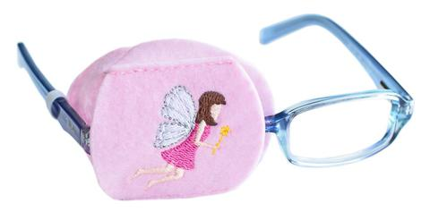 Child Sized Fairy Eye Patch - Childrens Eye Patch for Glasses
