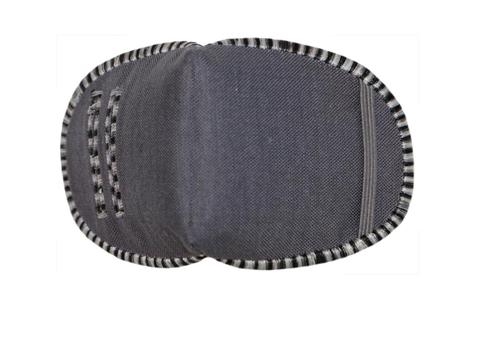 Eye Patch for Adults - Gray Cotton Eye Patch