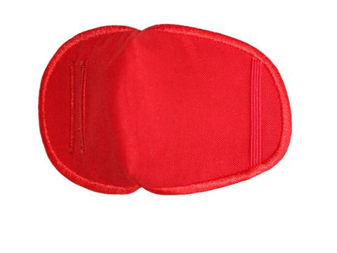 Eye Patch for Adults- Red Cotton Eye Patch