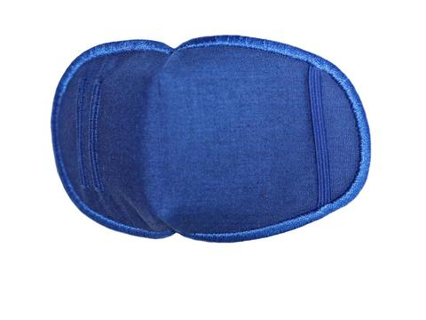 Eye Patch for Children - Royal Blue Cotton Eye Patch for Child