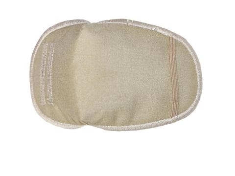 Eye Patch for Adults - Beige Cotton Eye Patch