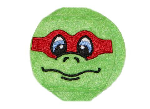 Turtle eye patch with Red Mask - Childrens eye patch for Glasses