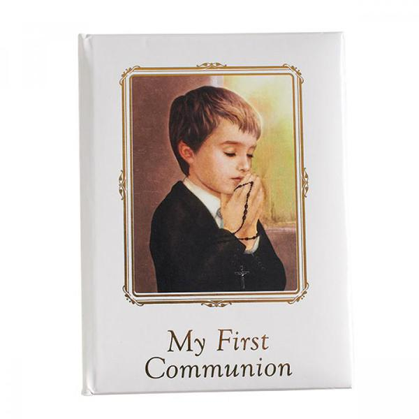 Boys First Communion Photo Album