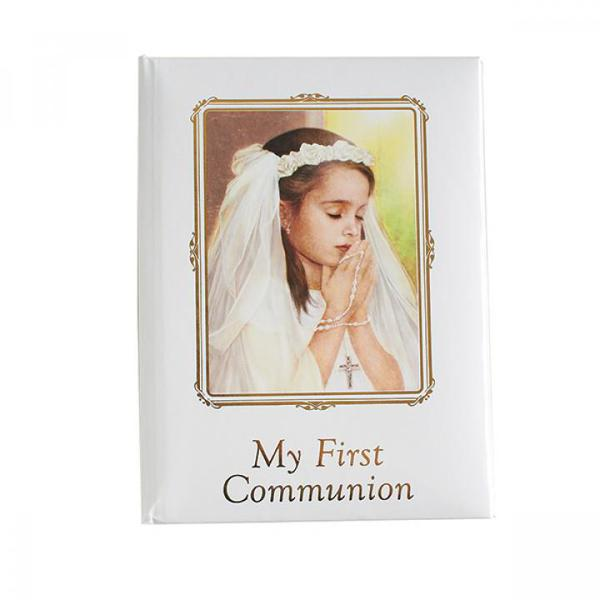 Girls First Communion Photo Album